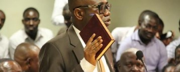 Almighty Nyantekyi Demoralized By Commissioner Moses?