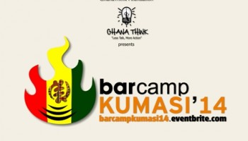 GhanaThink Foundation Presents Barcamp Kumasi 2014
