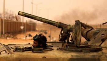 Libyan Army Halts Operations
