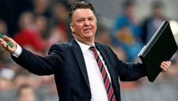Van Gaal: Everyone wants to play for ManU