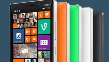 Microsoft's Nokia Lumia 930 now available