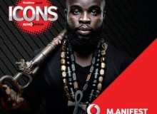 'Vodafone Icons Remix' judges Are M.anifest, Gena West & Naa