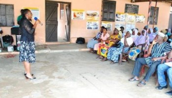 MTN updates communities on its operations