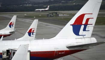 Malaysia Airlines reports massive losses