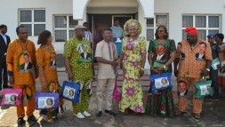 Mrs Obiano Hosts LGS Commissioners