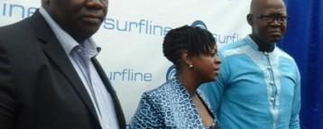 Surfline 4G LTE Arrives In Ghana