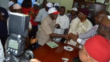 Ndoma-Egba obtains form for fourth term