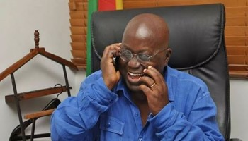 This is the time for Nana Akufo-Addo