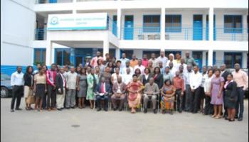 Newly recruited DSW/CD undergo training  in Accra