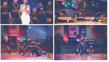 Maltina Dance Hall 2014: Support Utere Family