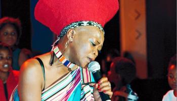 Standard Bank Joy of Jazz Showcase BRENDA FASSIE