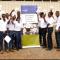 Youth Graduate under Newmont Ghana Apprenticeship Programme