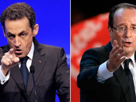 Sarkozy accuses Hollande of lies