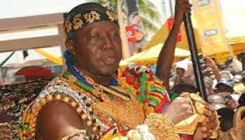Archbishop of Canterbury visits Otumfuo