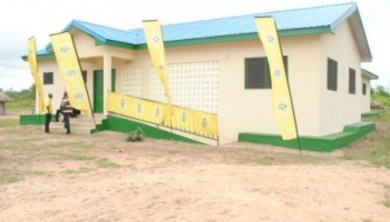 MTN Ghana Commissions CHPS In Dinkra District