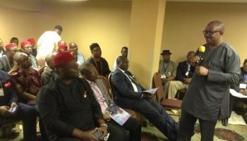 Jonathan Needs Igbos' For Re-Election-Peter Obi