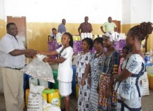 AngloGold Ashanti trains women in soap-making