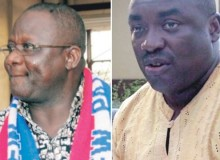 NPP bigwigs wants Afoko, Agyapong out