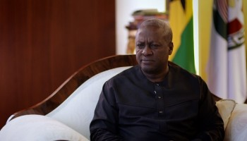As Goes Compaore, So Goes Mahama
