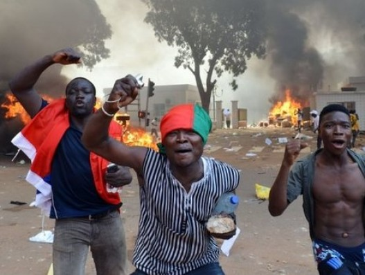 Burkina Faso in turmoil