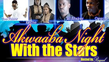 Raquel to bring stars together on The Akwaaba Night