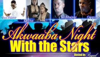 Raquel To Host Akwaaba Night With The Stars