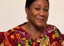 Rebecca Akufo-Addo to the rescue of needy children