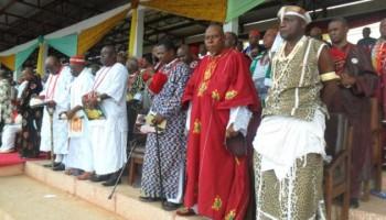 The maiden World Igbo Day 2014 celebration