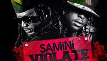 Samini Features Popcaan On Violate