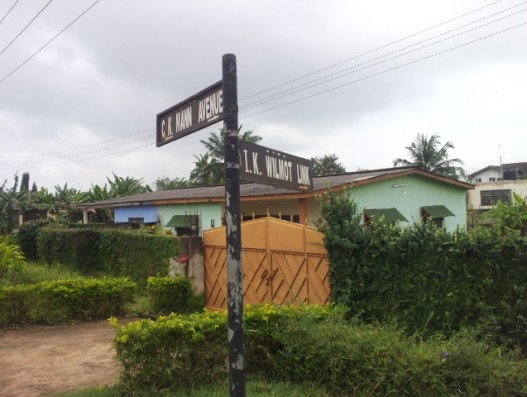 Sekondi Street Naming Exercise Going Steadily