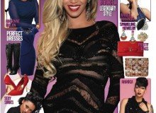 2014 Today's Black Woman Style Issue Carries Beyoncé