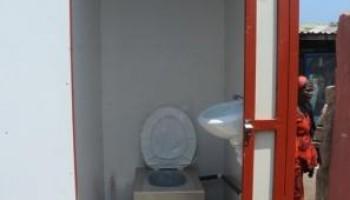 Biofil Toilet System Introduced In La Dadekotopon