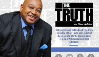 Olisa Adibua debuts his Online TV program