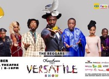 Okyeame kwame's Hot Versatile Show Is Back