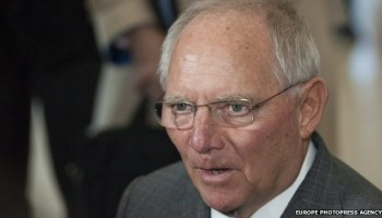 Schaeuble under pressure to boost infrastructure spending