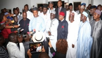 Jonathan Gets Massive Endorsement From PDP