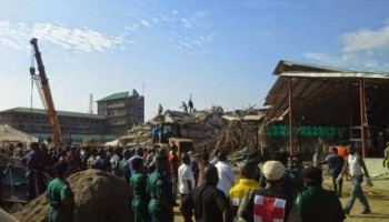 Statement over TB Joshua's collapsed building