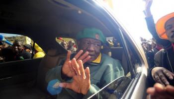 Coup D'etat Rocks Lesotho