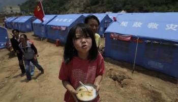 Japan landslides leave many people missing