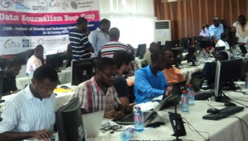 50 Journalists attend 2-day Survey training