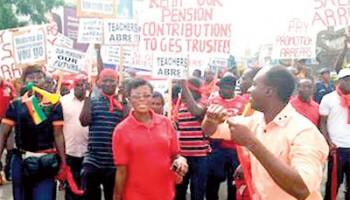 Some civil servants defy strike instruction