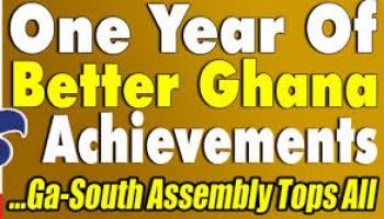 Ga South Municipality lacks financial muscle