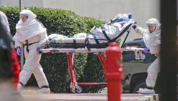 Ebola rears ugly head in America