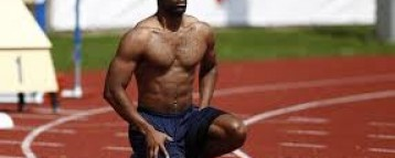 Tyson Gay recorded the worst result of his lifetime