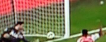 Goal Line Technology Denies Gunners A Goal
