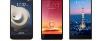 ZTE Unveils 3 Flagship Smartphones