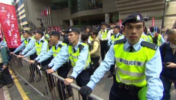 Activists condemn Beijing over elections ruling