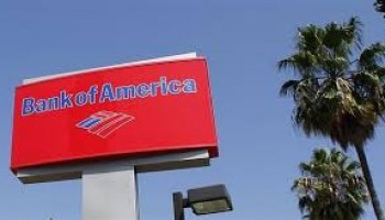 Bank of America record $168m for third-quarter
