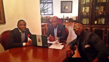 Iyanya renews contract with Zinox
