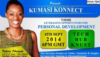 Kumasi Konnect program to create opportunities for entrepreneurs